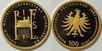 100 € 2003 D BRD Quedlinburg 2003 1/2 oz G...