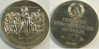 10 Mark 1972 DDR Wagner st