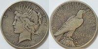 1 $ 1922 S USA Peace  $ s