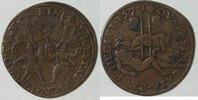Kupferjeton 1579 Köln Stadt  ss