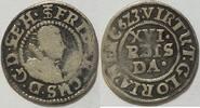 1/16 Taler 1623 Schleswig Holstein Gottorp...