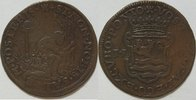 Kupferjeton 1580 Südliche Niederlande  ss