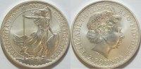 2 Pfund 1998 Großbritanien Britannia st