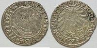 Groschen 1532 Brandenburg Preussen Albrech...