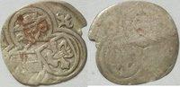 einseitiger Zweier 1519-40 Salzburg  ss