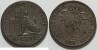 10 Cent 1832 Belgien  s-ss