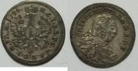 1 Kreuzer 1746 CLR Brandenburg Bayreuth Fr...