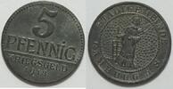 5 Pfennig 1917 Camburg a. d. Saale  ss