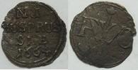 Schilling 1664 Königs Brandenburg Preussen...