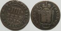 4 Pfennig 1787 Corvey Abtei  s