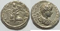 Ar Denar 198 - 217 Römisches Kaiserreich C...
