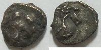 AR Trihemiobol 3. Jhd. v.  Kleinasien Pisi...