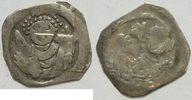 Pfennig o.J. Regensburg Herzog Heinrich I. ss