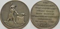 versilb. Bronzemed. 1905 Bayern Versilbert...