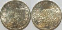 1000 Yen 1964 Japan  vz/st