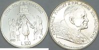 500 Lire 1997 Vatikan Papst Johannes-Paul ...