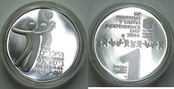 1 Shekel 2004 Israel  PP gekapselt