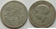 10 Francs 1929 Luxemburg  ss