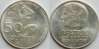 50 Gulden 1982 Niederlande  vz-st