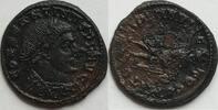Mittel  Follis 307-337 n.c Römisches Kaise...