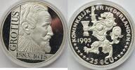 25 Ecu 1995 Niederlande  PP gekapselt