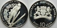 10 Leva 2002 Bulgarien  PP