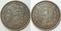 1 $ 1882 USA  ss