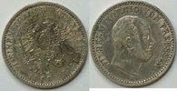 1/6 Taler 1868 Preussen  ss berieben