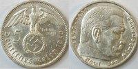 5 RM 1939 J Deutsches Reich  vz