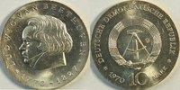 10 Mark 1970 DDR Beethoven vz-st