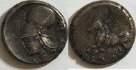 Silber Stater 350 v.Chr Korinth Korinth Si...