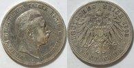 5 Mark 1902 Preussen  ss