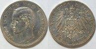 5 Mark 1908 Bayern  ss