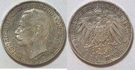 3 Mark 1910 Baden  ss