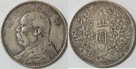 1 $ 1914 China  ss