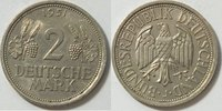 2 DM 1951 J Bundesrepublik Deutschland  ss