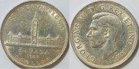 1 $ 1939 Kanada Parlament vz