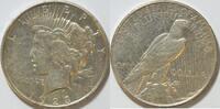 1 $ 1923 USA  ss