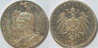 5 Mark 1901 Preussen 200 Jahre Königreich vz