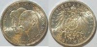 3 Mark 1914 Anhalt  vz / st