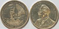 silbermed. 1885 Preussen zur Eröffnung des...