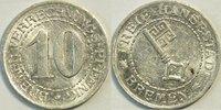 10 Verrechnungspfennig 1923 Deutsches Reic...