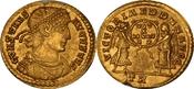 AV Solidus, AD.337-350 Römische Kaiserzeit CONSTANS, UNZ