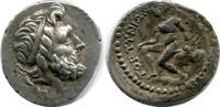 AR Drachm ca 98-96 BC Griechenland Creta, ...
