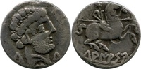 AR Denarius ca.204-154  Griechenland Osca,...
