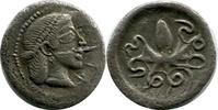 AR Litra. ca.466-405  Griechenland, SICILY...