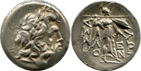 AR Stater. ca.196-146  Griechenland, Thess...