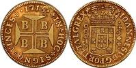 2000 Reis 1715 Brazil 2000 Réis - João V. BB ss  600,00 EUR free shipping