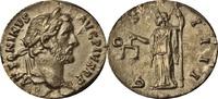 Denar 138-161 AD. Römische Kaiserzeit Anto...