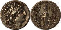 AR Tetradrachm 138-129 BC Griechenland SEL...